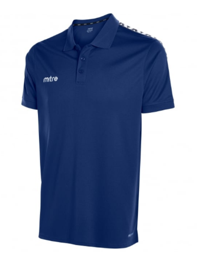 St Joesph Junior Delta Navy Polo With Logo