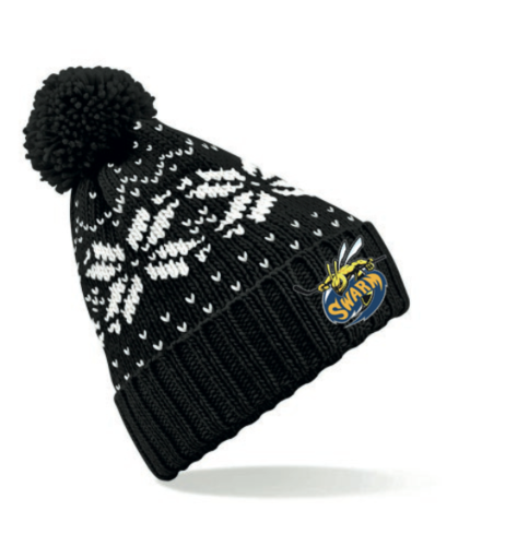 Manchester Swarm Beanie (All Embroidery)